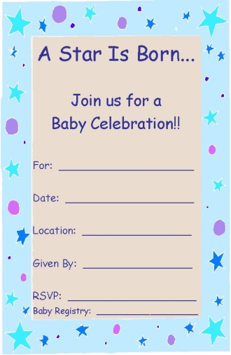 printable baby shower invitations image search results